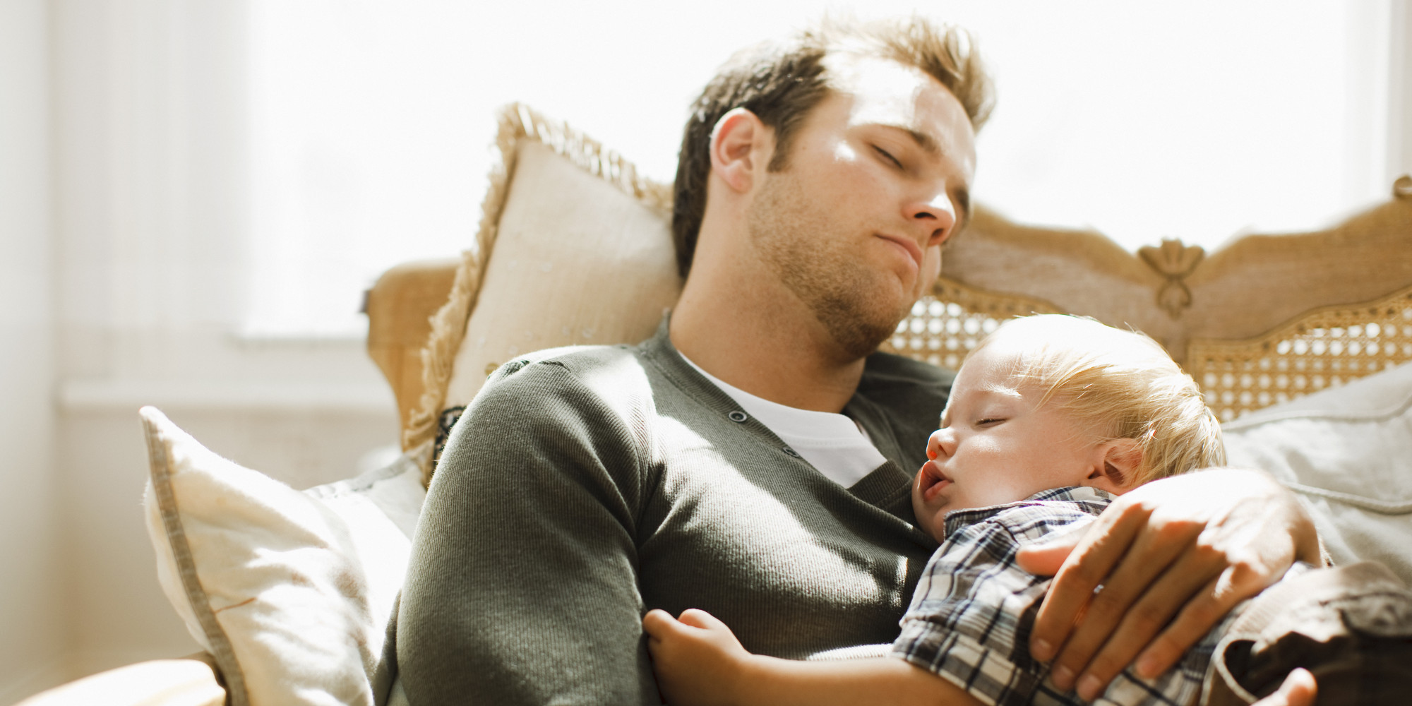 single father parenting Find out how to create a happy family when you're a single parent, with tips on relationships with children and handling behaviour while single parenting.